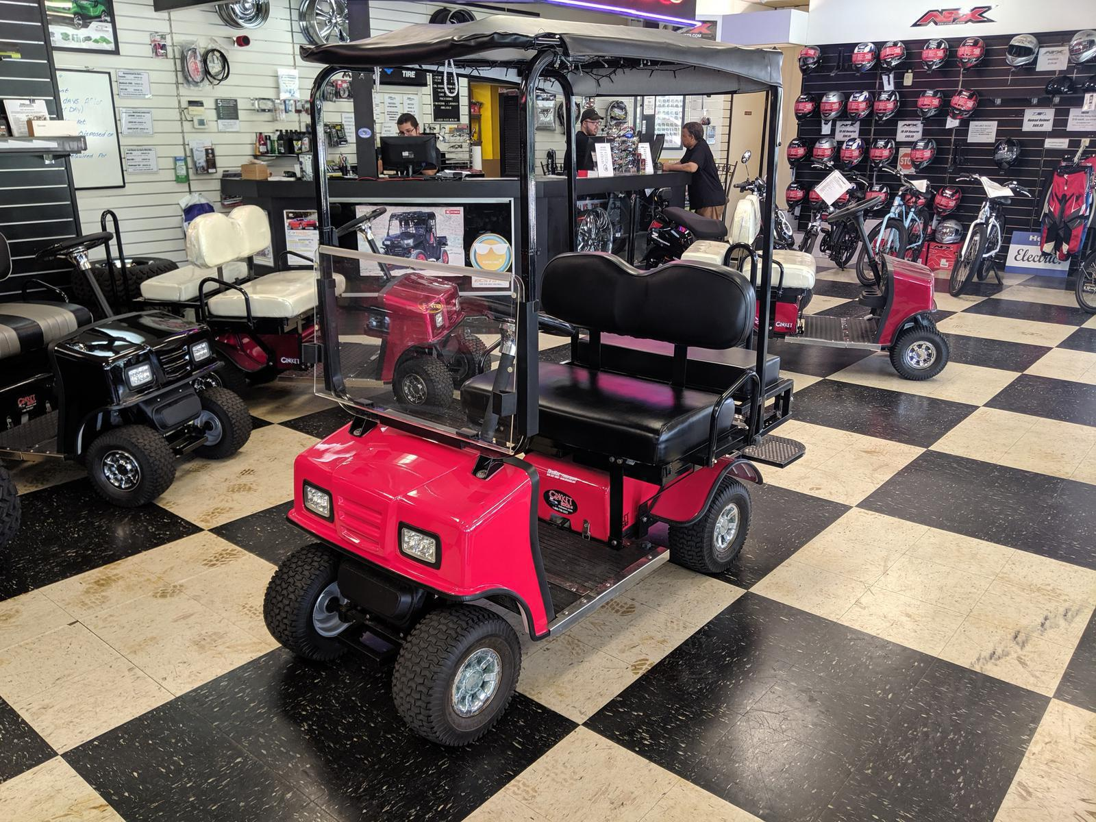 Inventory From Cricket Mini Golf Carts Tiremax Powersports