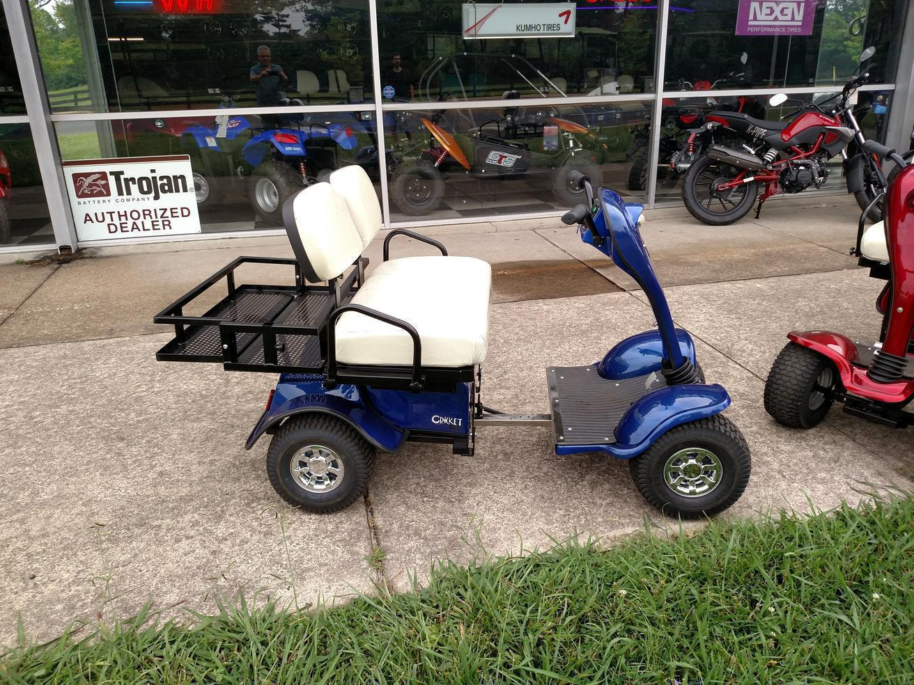 2019 Cricket Mini Golf Carts Esv