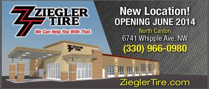 Ziegler Tire New Locatio
