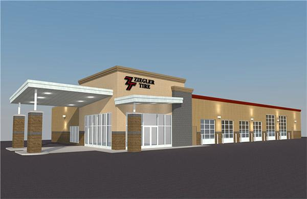 Ziegler Tire & Service - North Canton