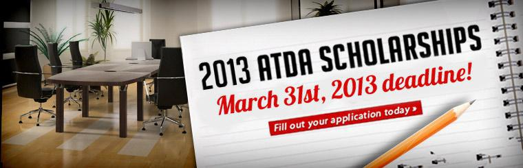 ATD Scholarship Application