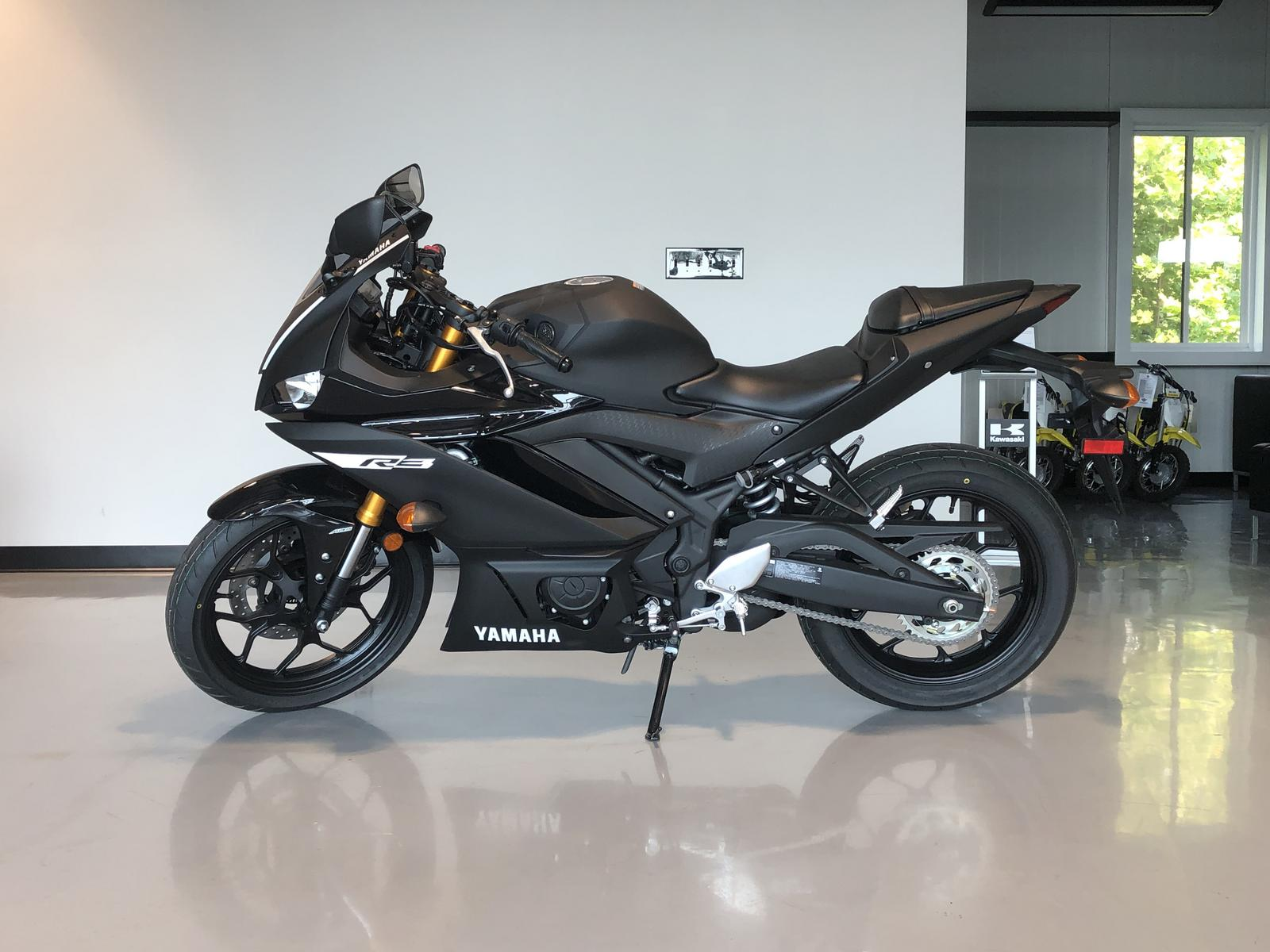 2019 Yamaha Yzf R3 Abs For Sale In Purcellville Va Motomember