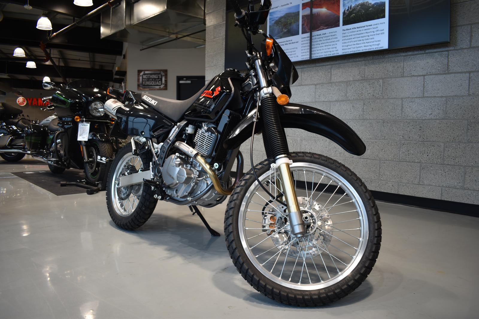 2019 Suzuki DR650