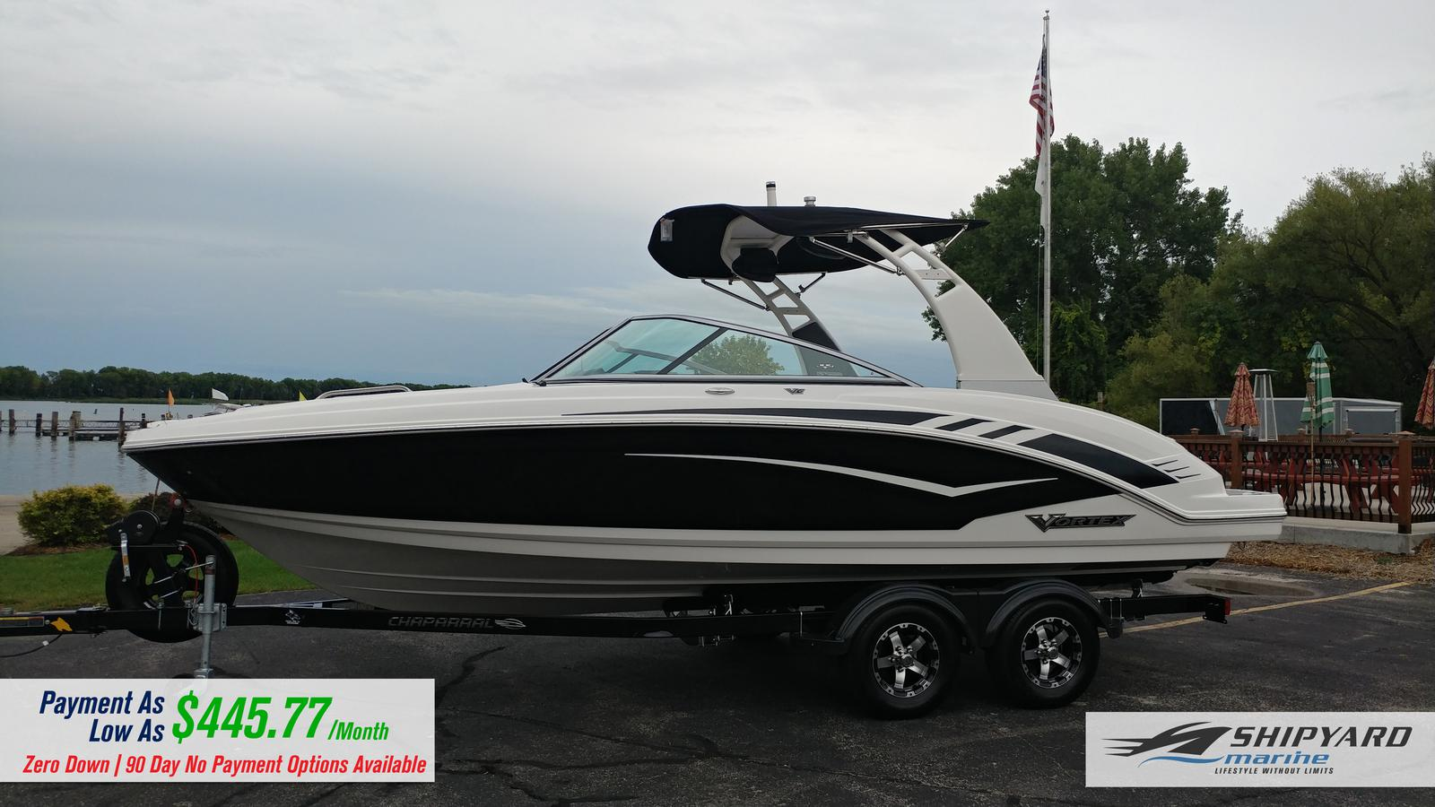 Inventory from Vortex Boats and Glastron Shipyard Marine