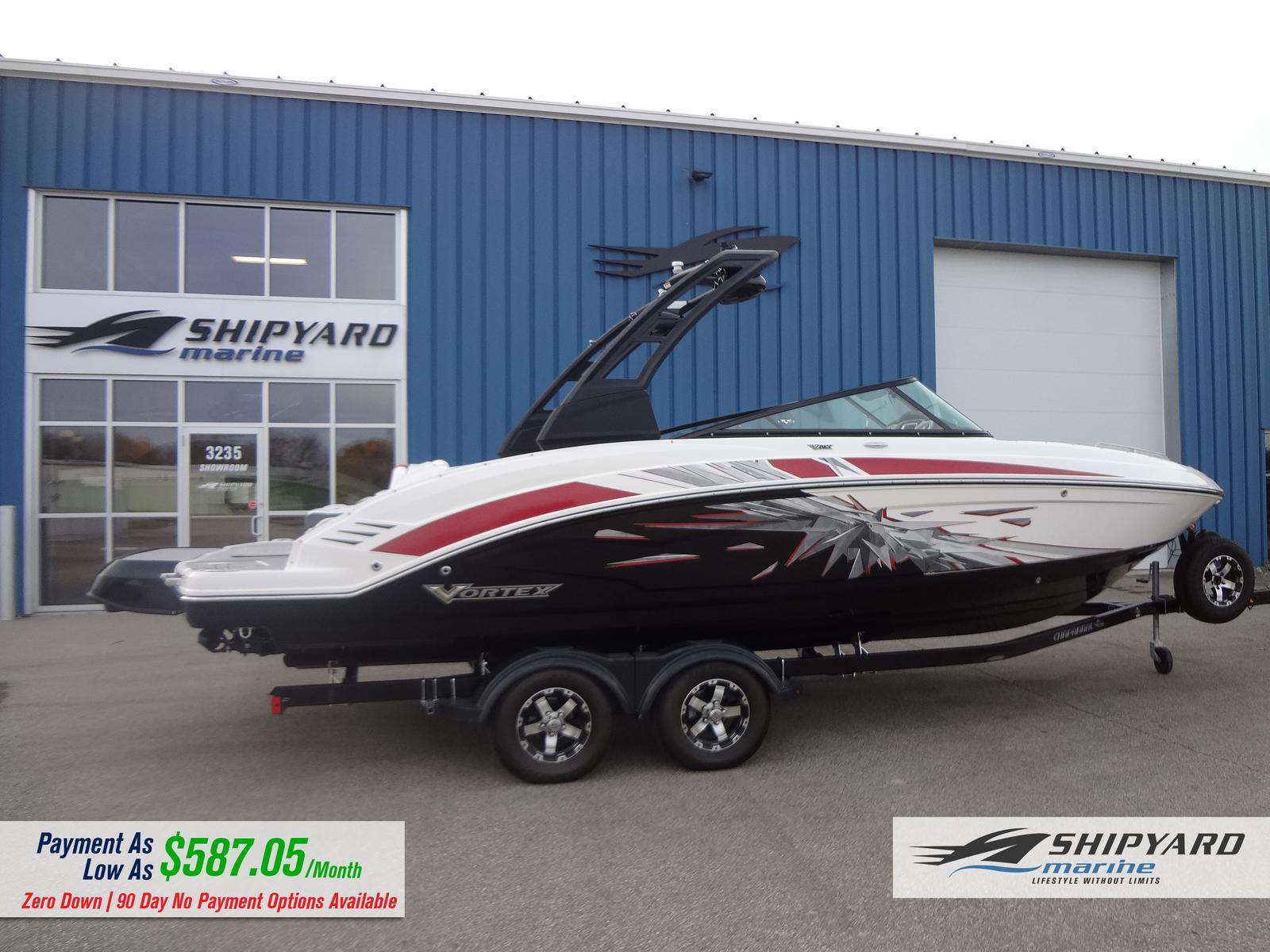 2019 Vortex Boats 2430 VRX Surf Edition