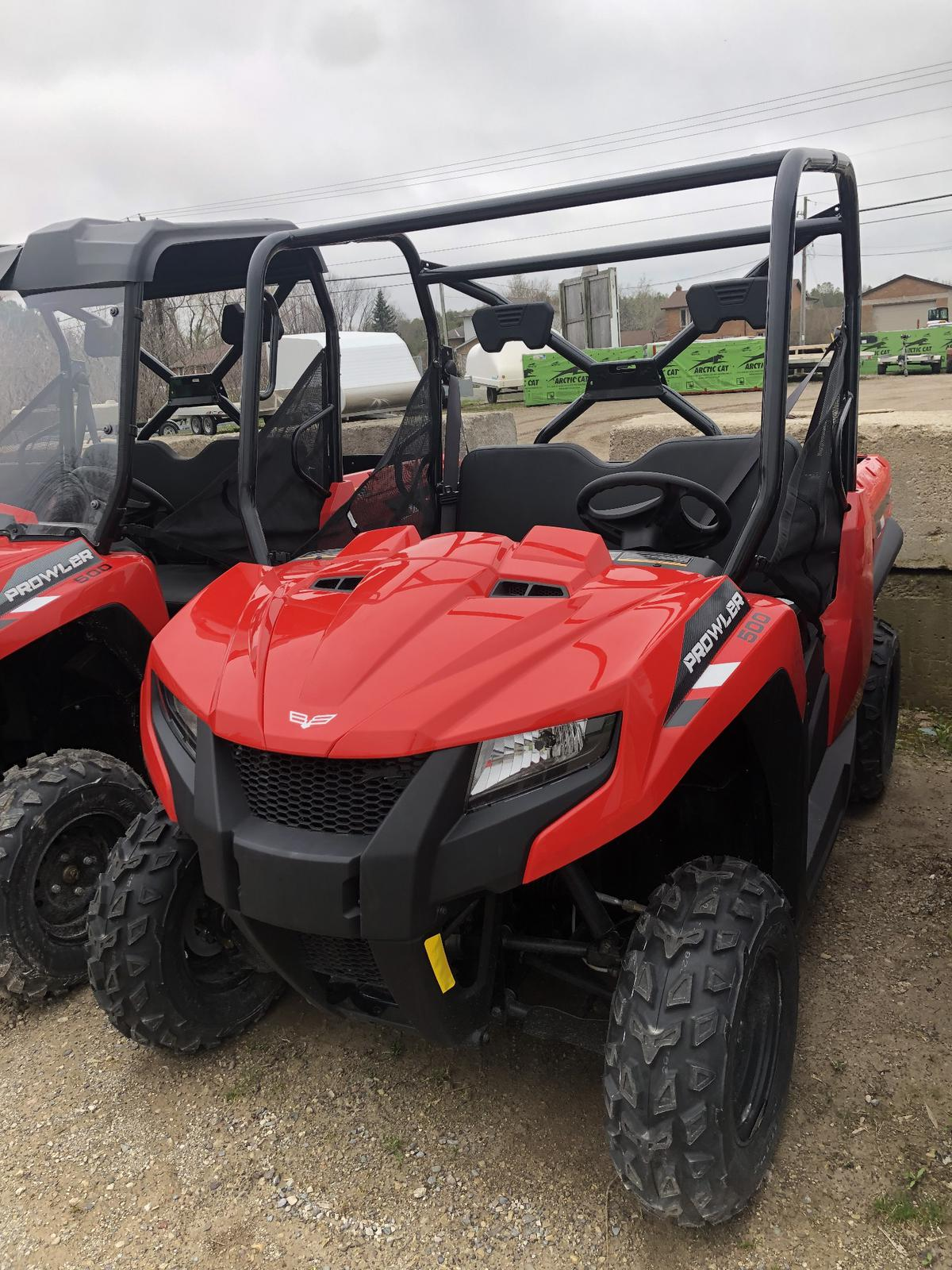 2018 Textron Off Road NEW Arctic Cat Off Road Prowler 500 EFI 4x4 - SAVE  $3,5000 00!!