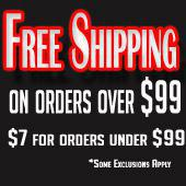 FREE SHIPPING ON ORDERS OVER $99!!!