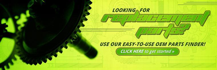 Click here to use our easy-to-use OEM parts finder!
