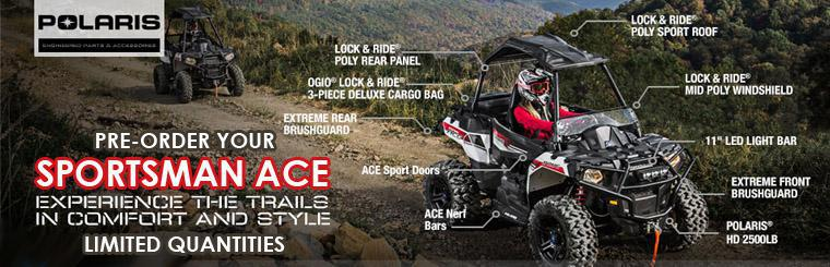 Pre Order Your Polaris ACE Today