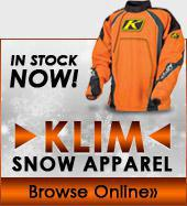Klim Snow Apparel In-Stock Now!