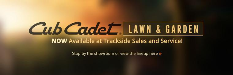 Cub Cadet Lawn & Garden Now Available: Stop by the showroom or click here to view the lineup.