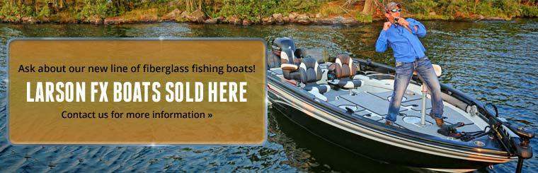 Larson FX Boats Sold Here: Contact us for more information.