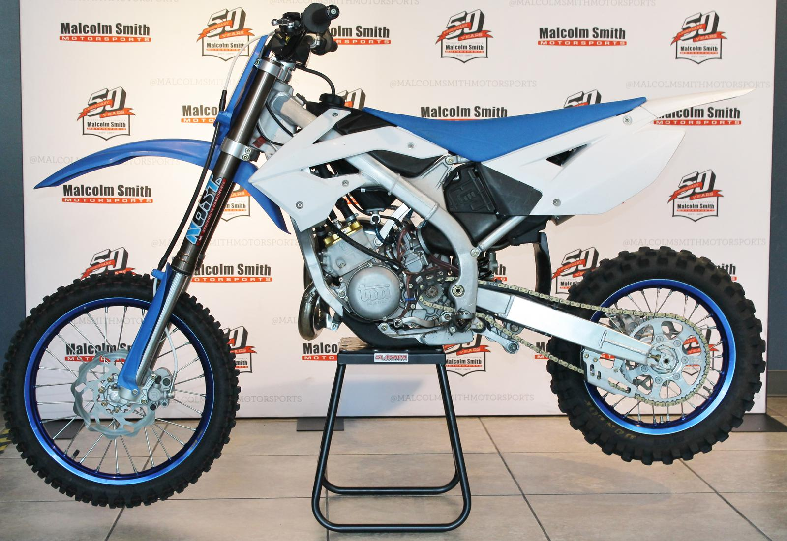 Tm Dirt Bikes >> Dirt Bikes From Tm Racing Malcolm Smith Motorsports