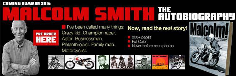 Malcolm Smith: The Autobiography