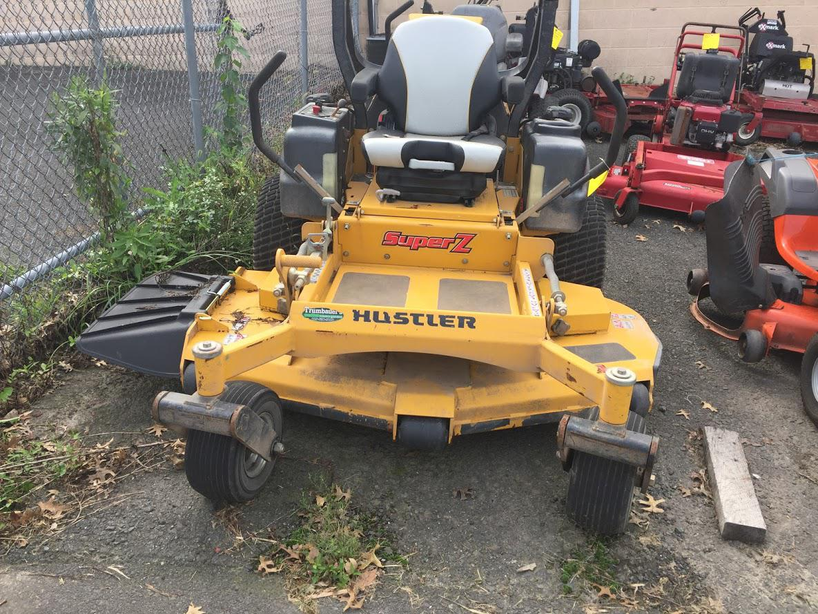 Hustler Turf Equipment Super Z Hyperdrive - Kawasaki - 60\