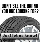 Don't see the brand you are looking for? Just let us know!