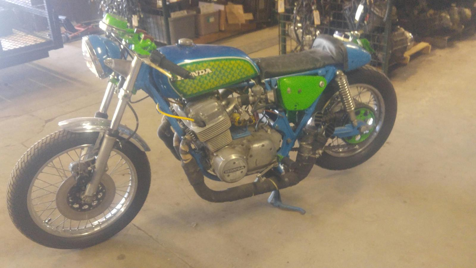 1977 Honda CB750 for sale in Mt. Clemens, MI | Michigan Motorcycle ...