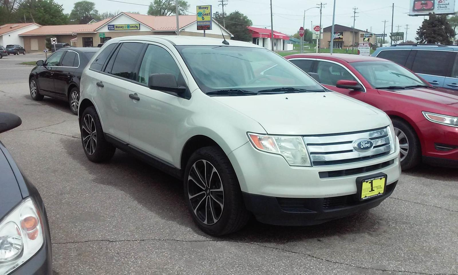 Ford Edge Sel For Sale In Waterloo Ia Priority  Automotive Services Laporte Rd