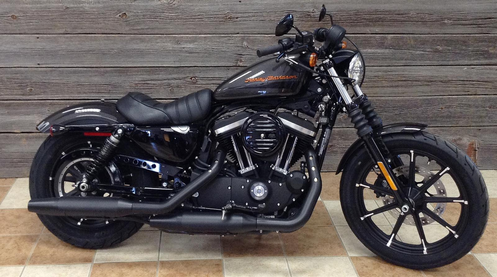 2019 Harley-Davidson® Iron 883™ - Two-Tone Custom Option for sale in