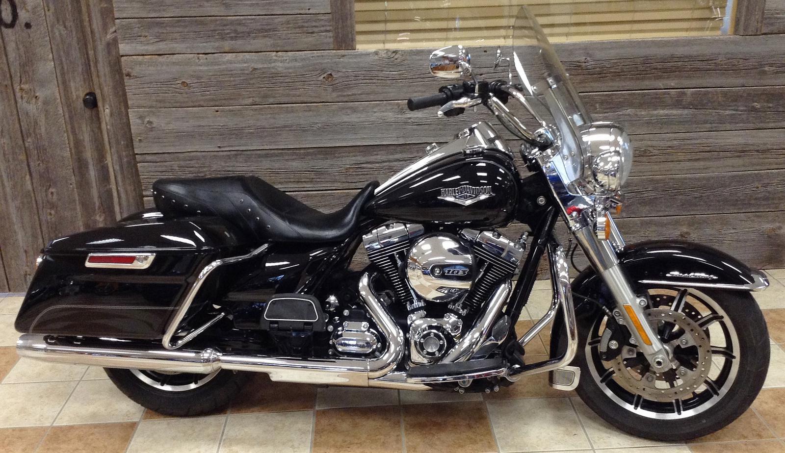 Road King For Sale >> 2015 Harley Davidson Flhr Road King