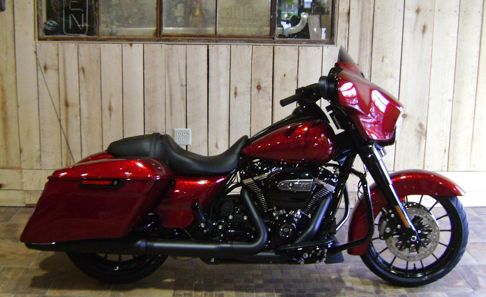 2018 Harley-Davidson® FLHXS Street Glide® Special - Hard Candy Color ...