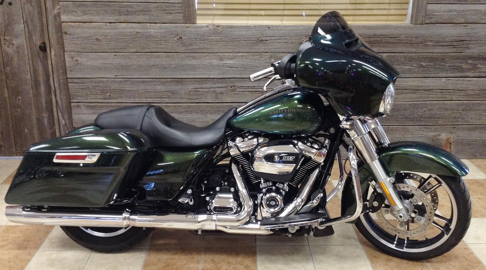 2018 Harley Davidson Street Glide Hard Candy Custom Option