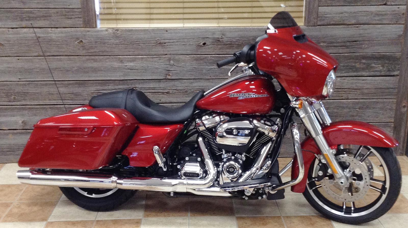 2019 Harley-Davidson® Street Glide® - Color Option for sale