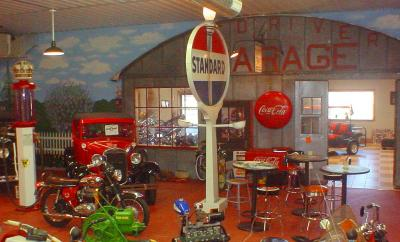 doc's classic car & cycle museum doc's harley-davidson of shawano