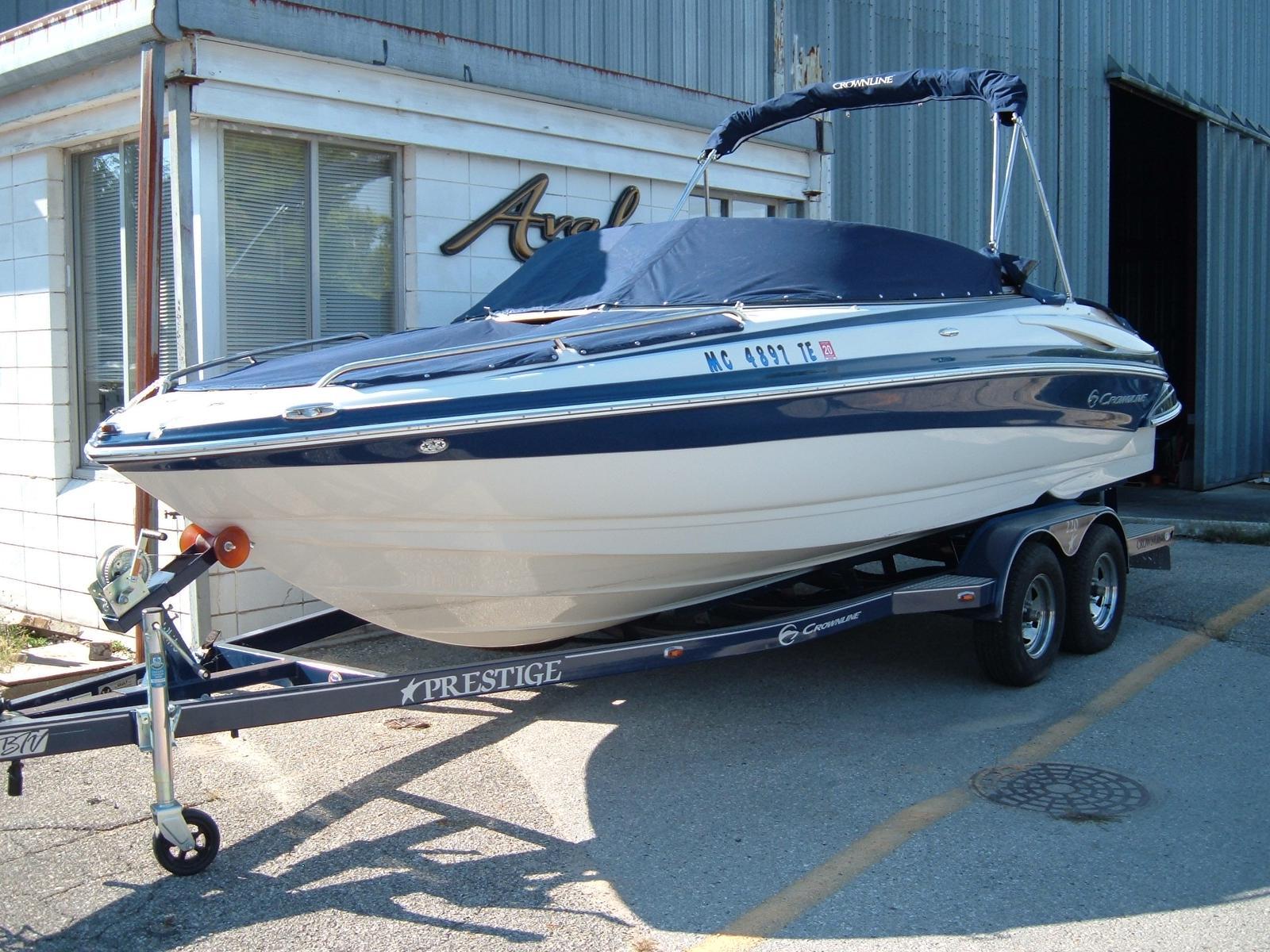 2008 Crownline 220LS for sale in Leland, MI  Stander Marine