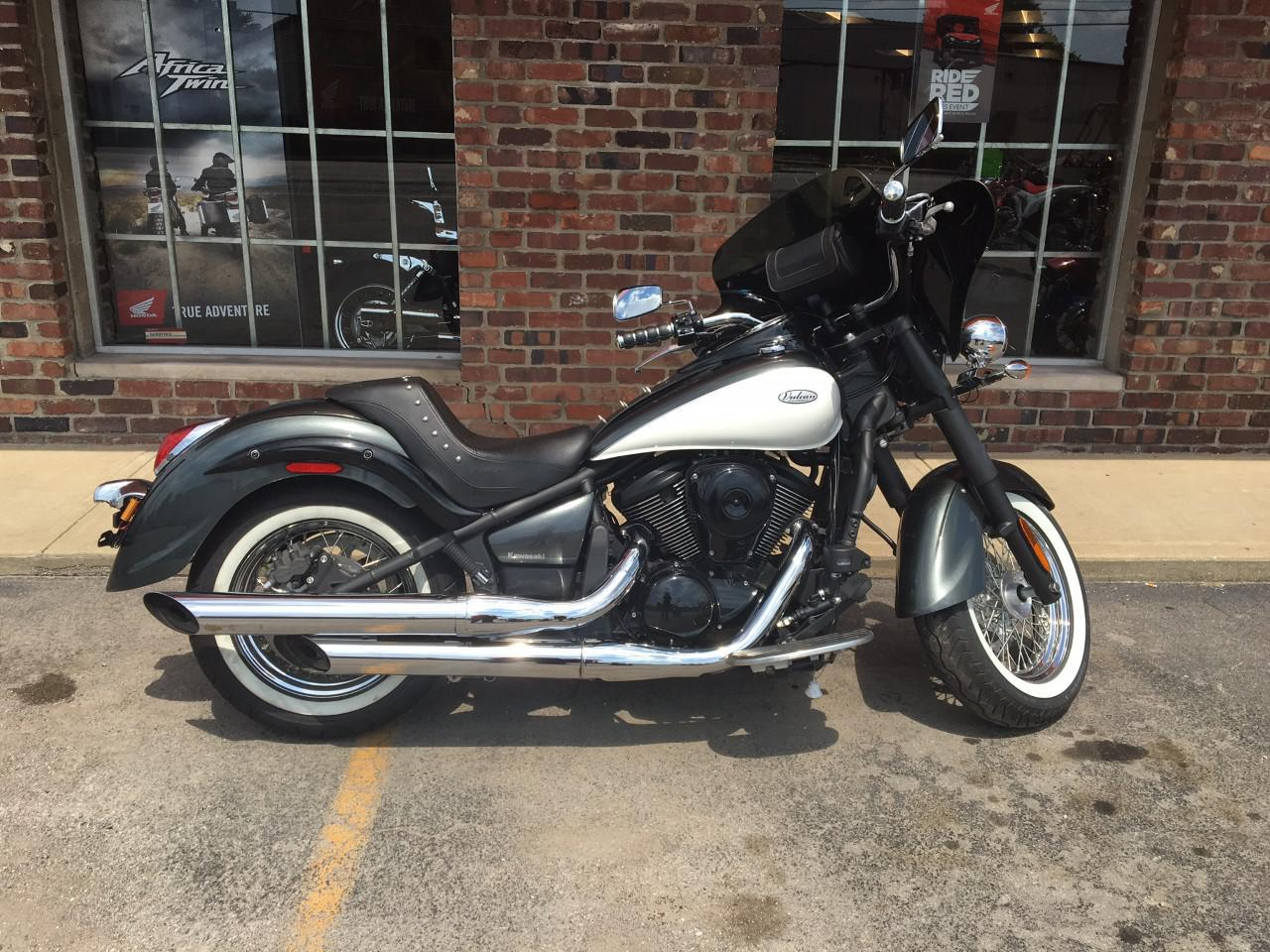 2012 kawasaki vulcan 900 classic for sale in indianapolis, in