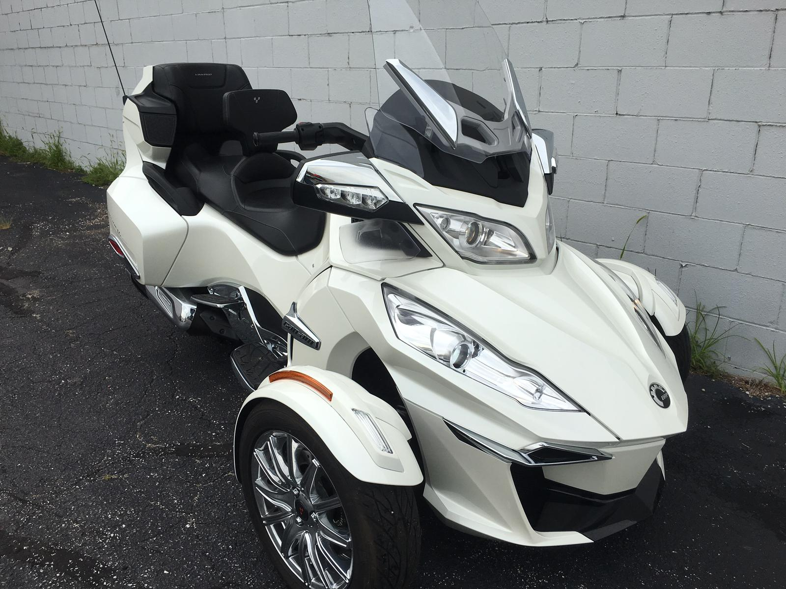 2014 can am spyder rt ltd for sale in indianapolis in dreyer honda 317 248 1403