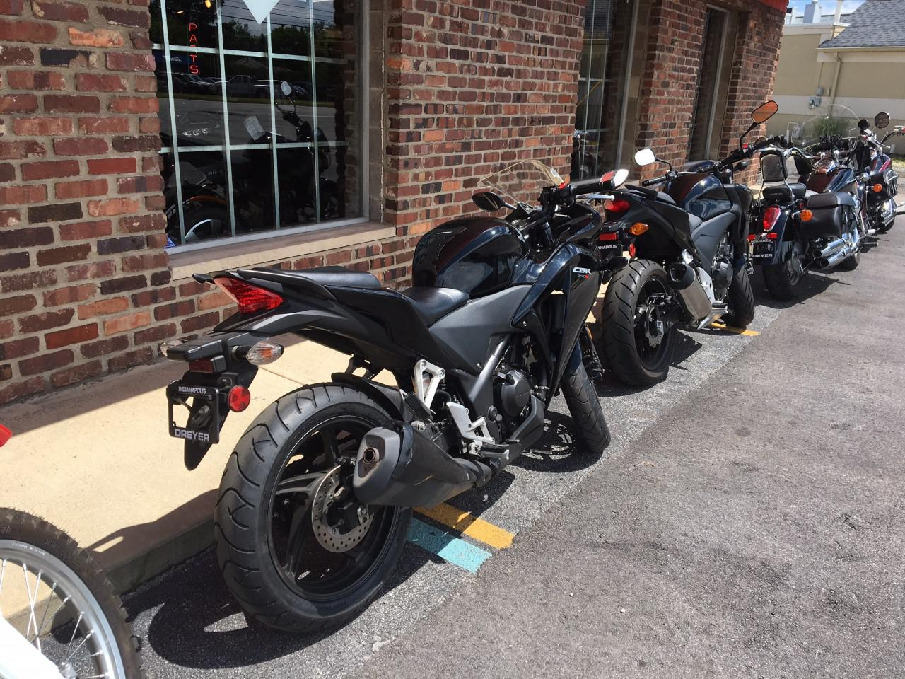 2013 honda cbr 250r for sale in indianapolis, in | dreyer honda