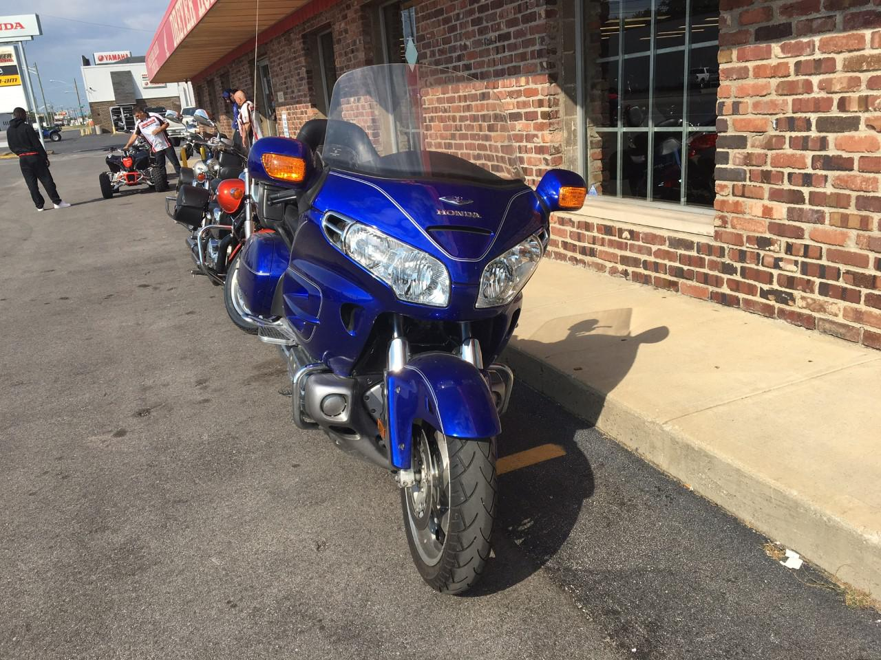 2005 honda gold wing 1800 for sale in indianapolis, in | dreyer