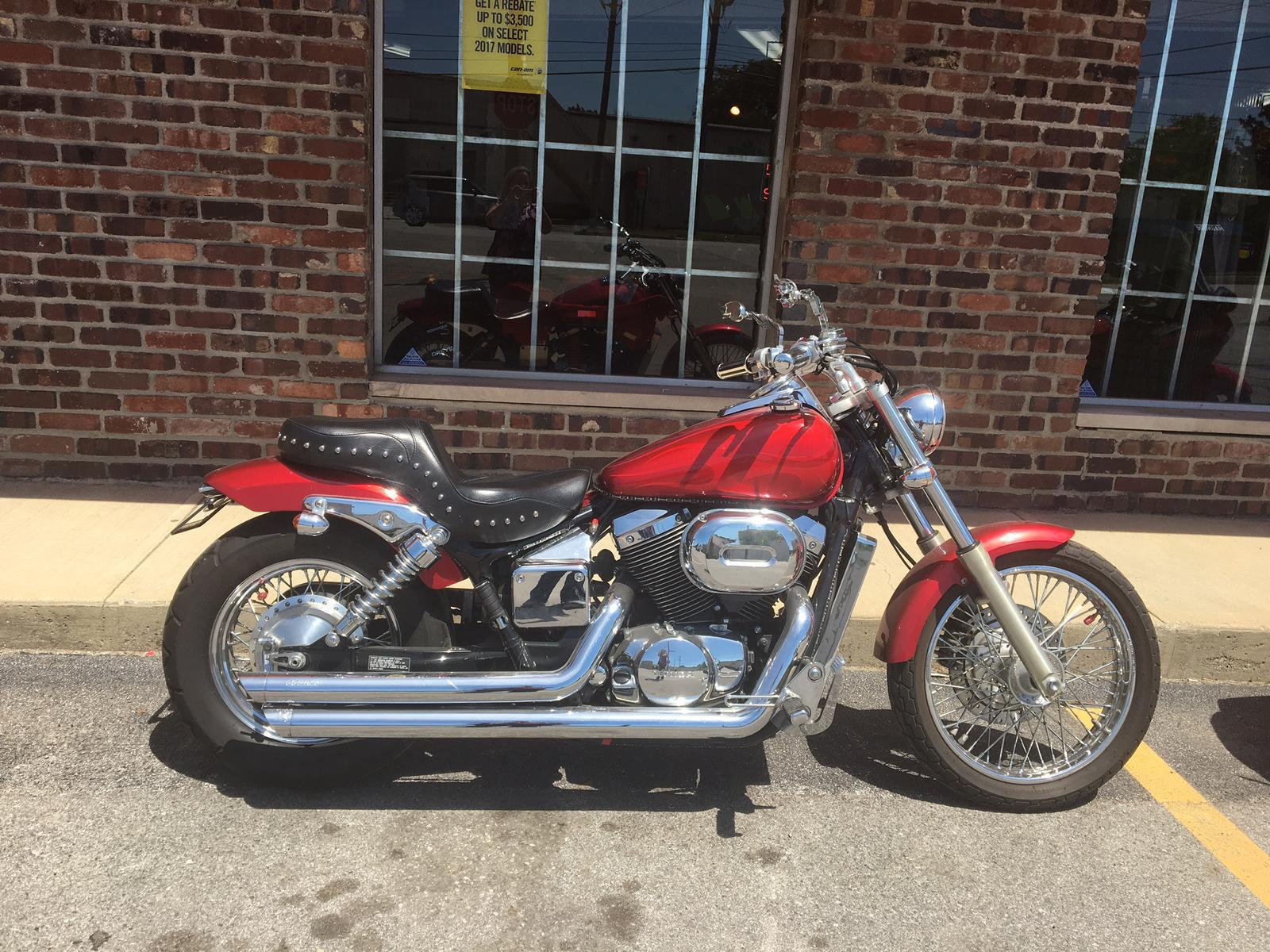 2006 Honda Shadow Spirit 750 For Sale In Indianapolis In Dreyer