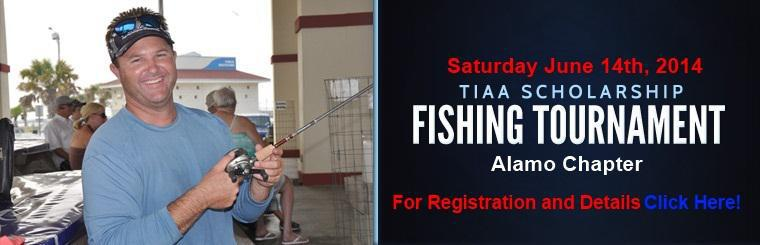 Tiaa Fishing tourney Alamo Chapter