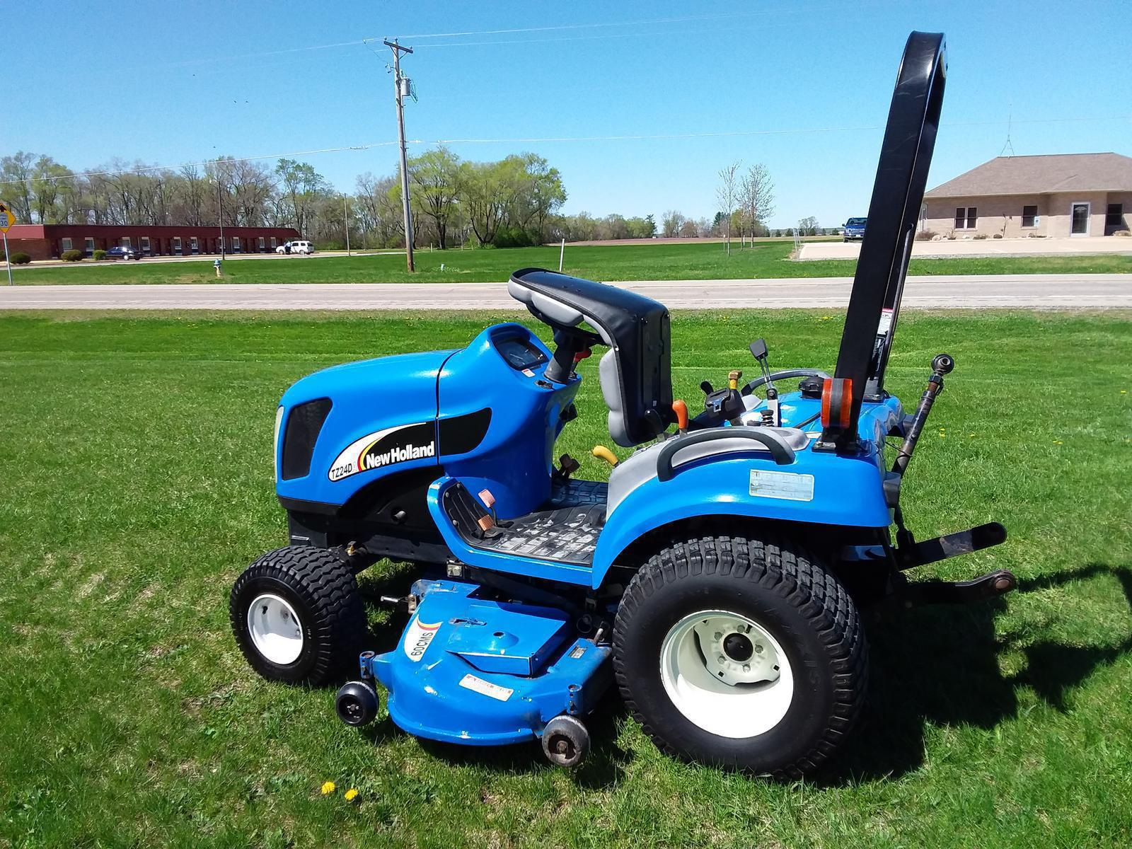 Inventory from New Holland Agriculture Stelter-Hofreiter Havana, IL