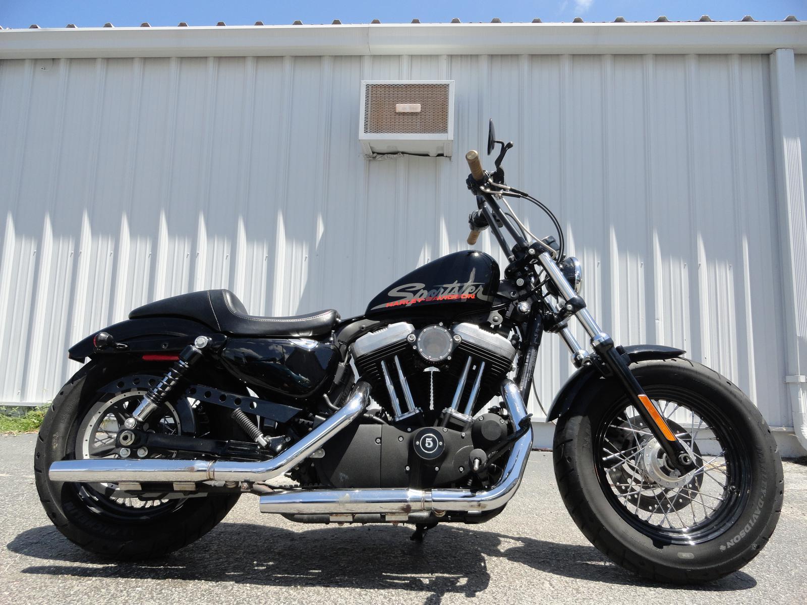 2011 Harley-Davidson® Sportster Forty-Eight