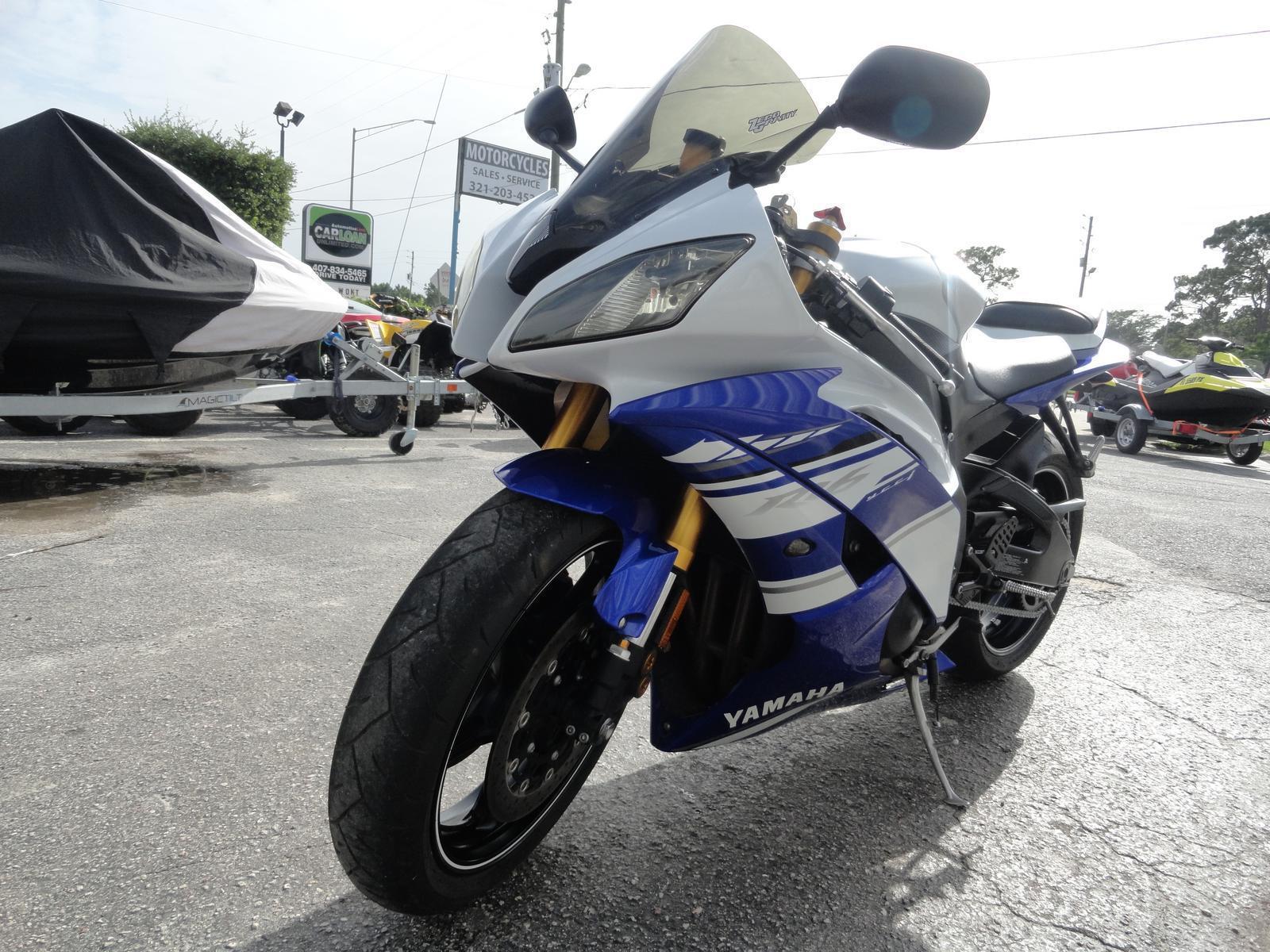 2012 Yamaha R6