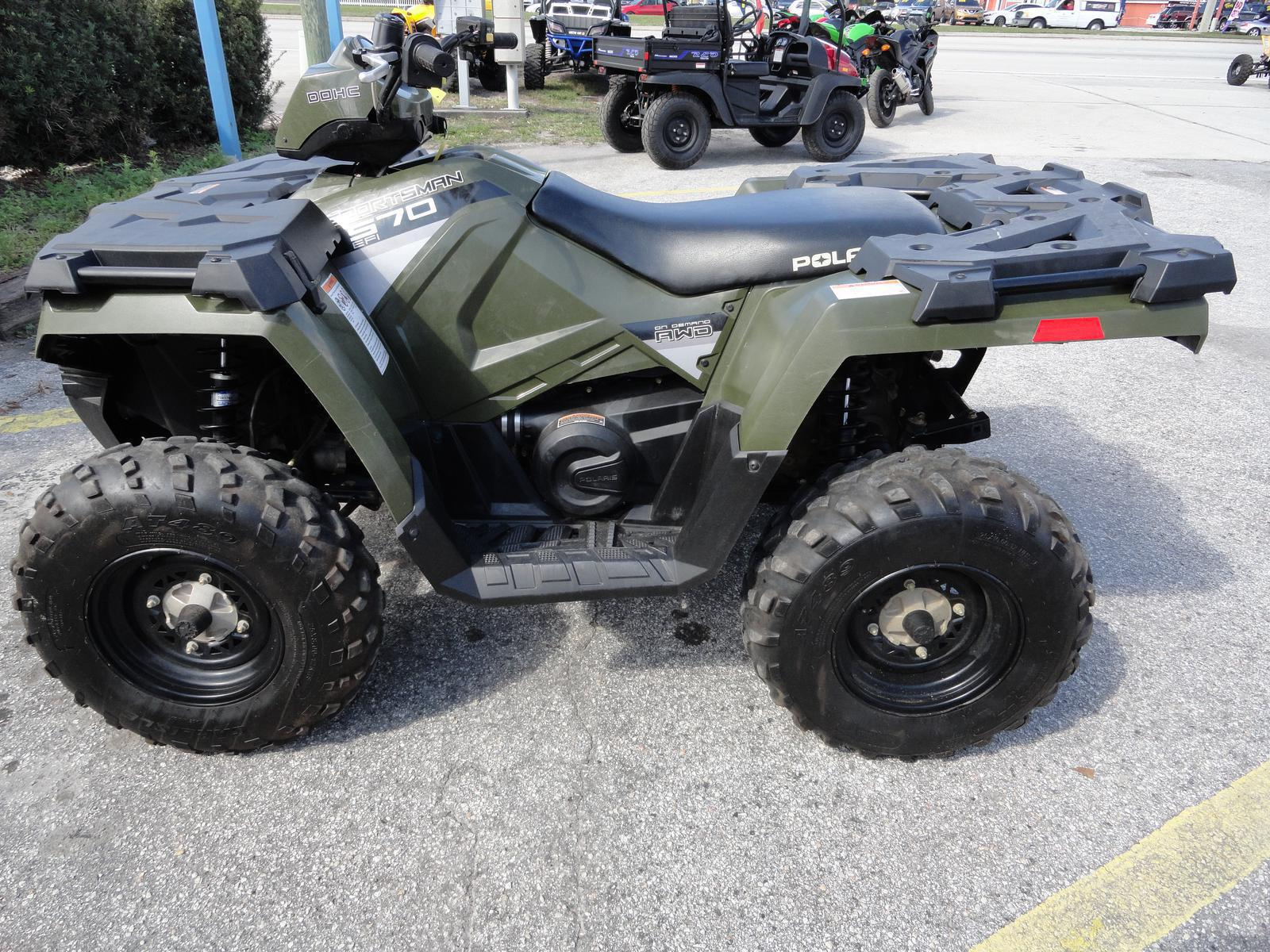 2014 Polaris Industries Sportsman® 570 EPS for sale in Longwood, FL ...