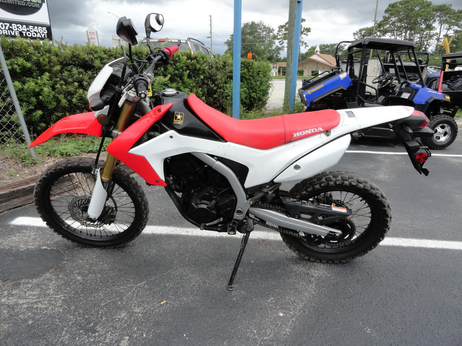 2015 Honda CRF250L for sale in Longwood FL