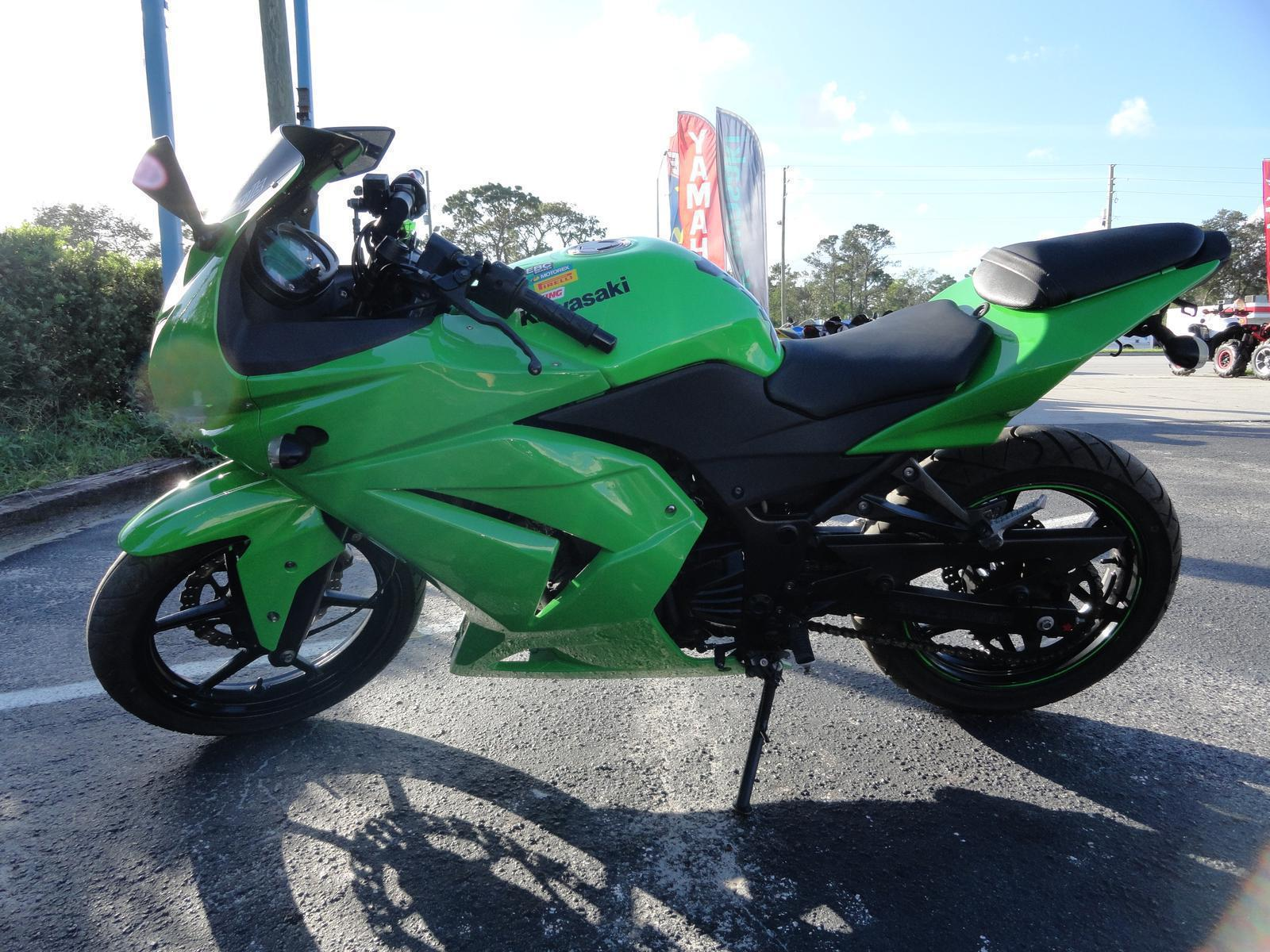 2012 Kawasaki NinjaR 250R For Sale In Longwood FL