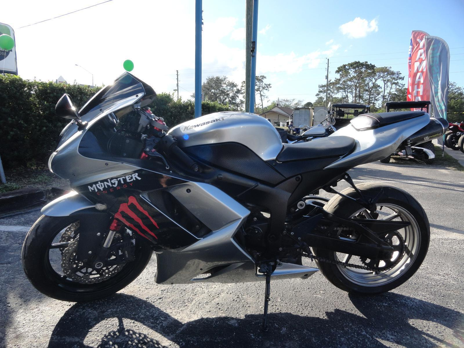 2007 Kawasaki Ninja® ZX™-6R for sale in Longwood, FL | Prime ...