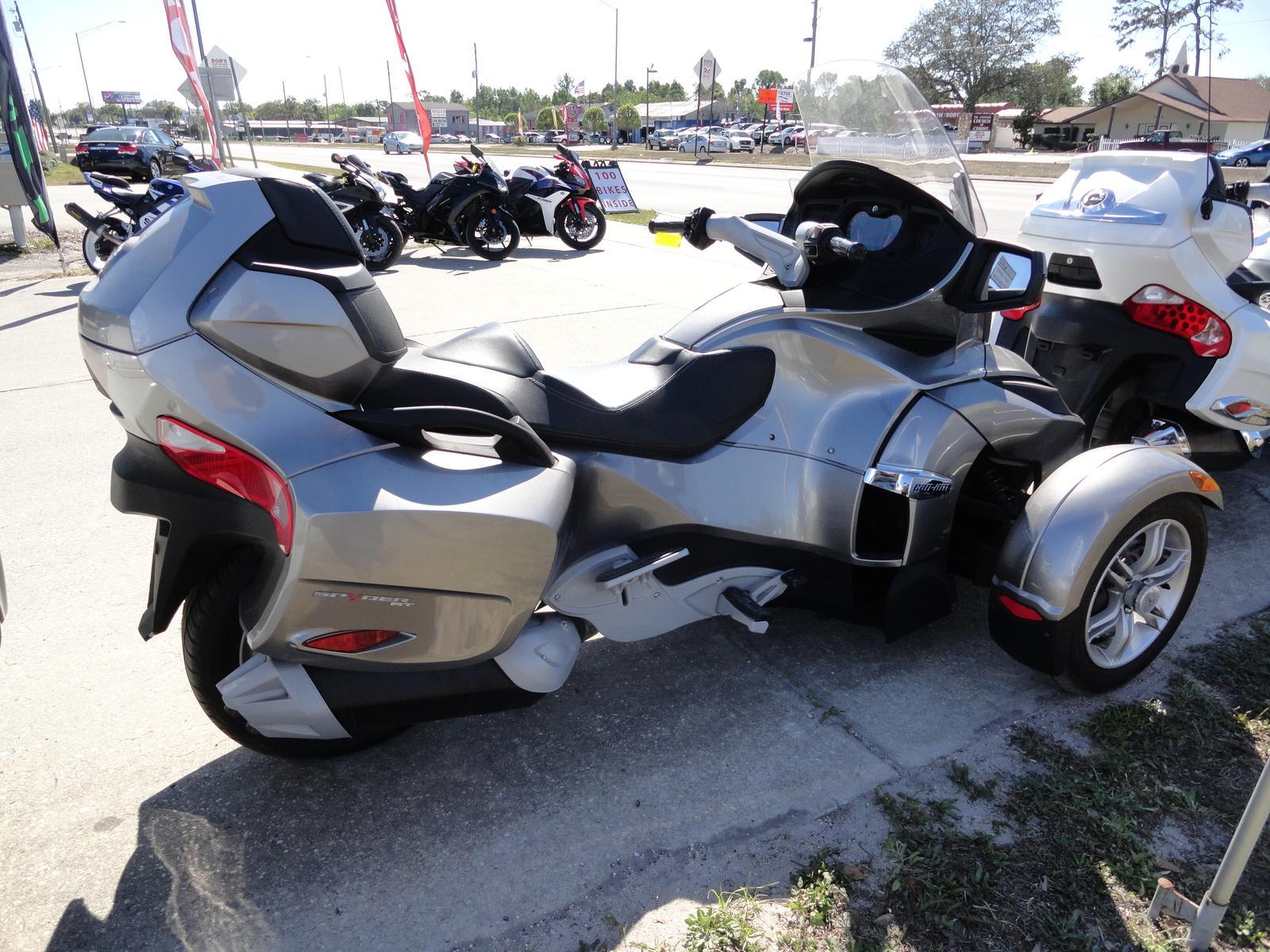 2012 Can Am Spyder RT S for sale in Longwood FL