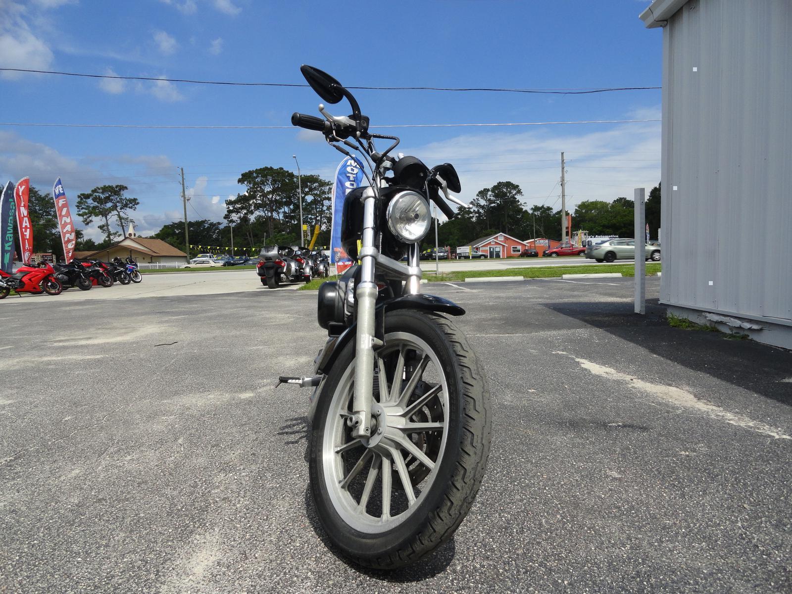 2008 Harley-Davidson® Sportster 883 SuperLow