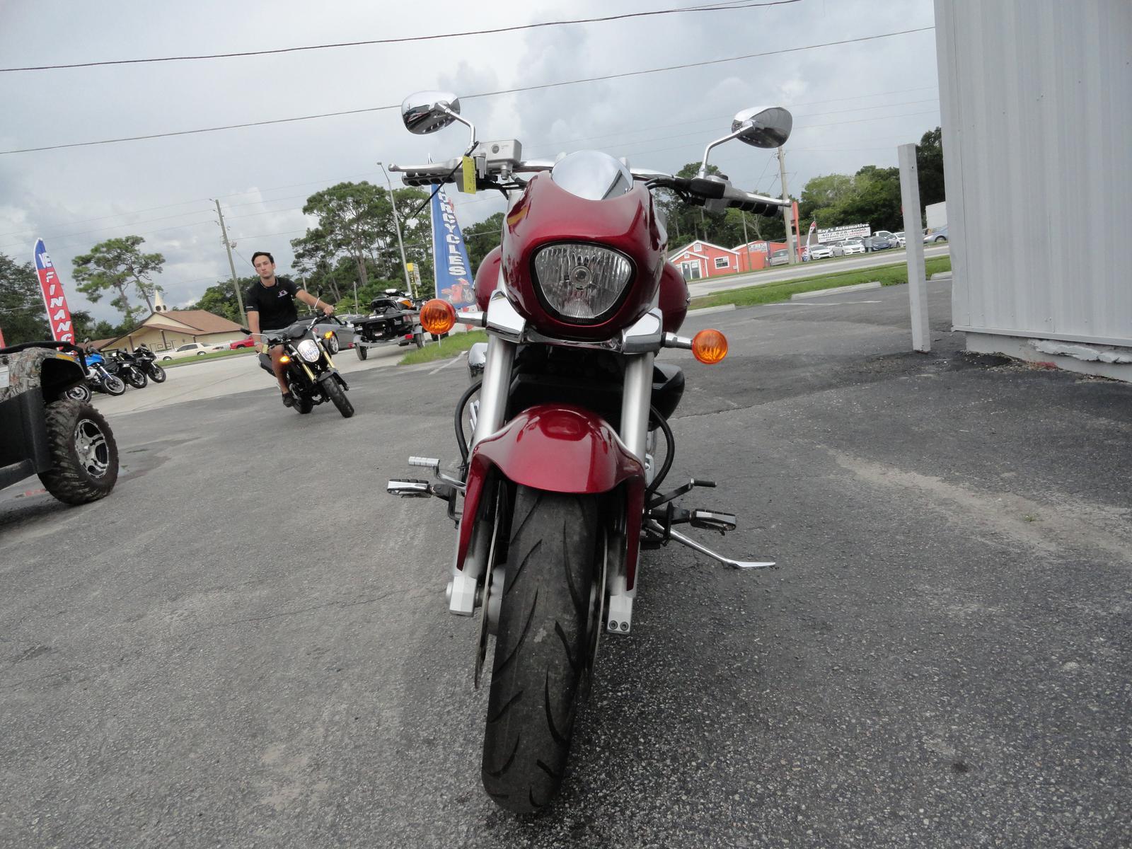 2009 Suzuki Boulevard M90