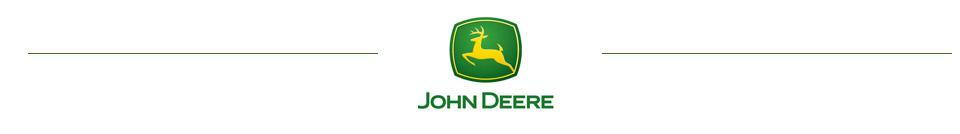 We carry products from John Deere.