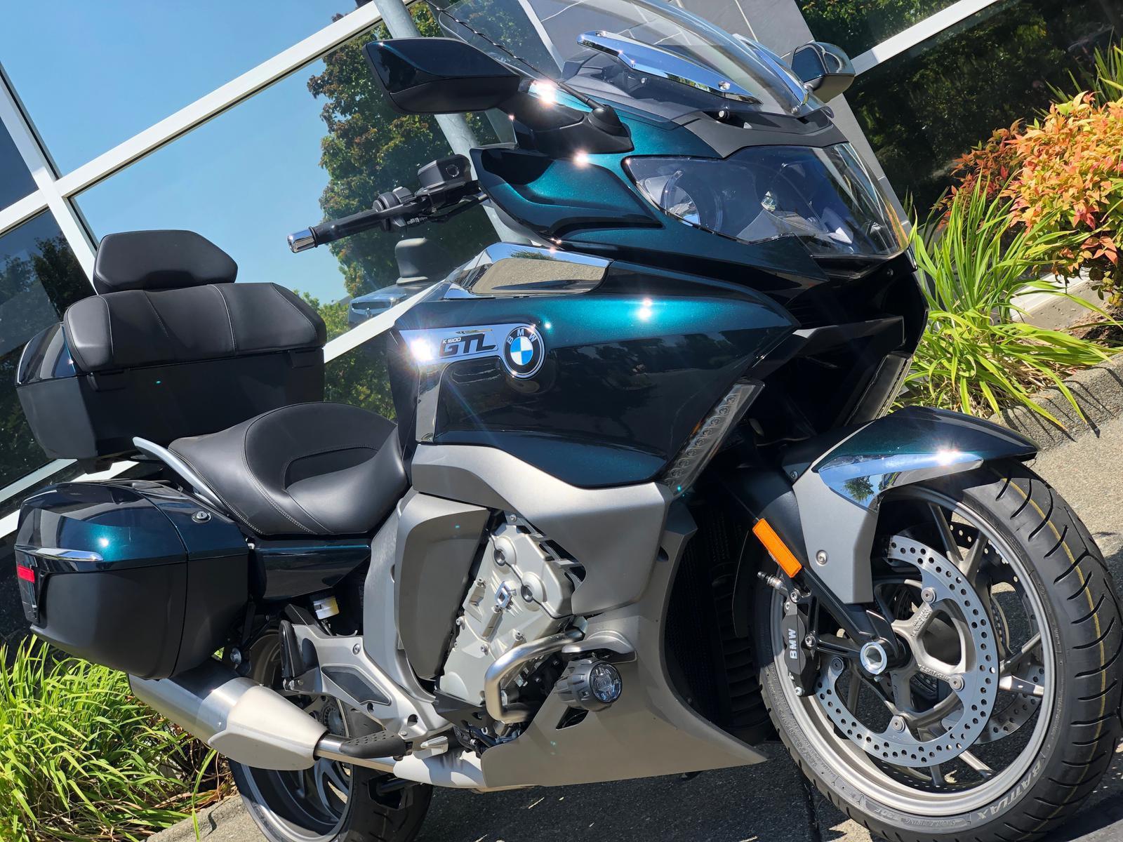 2019 BMW K 1600 GTL DEMO
