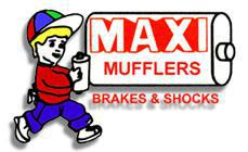 We are a Maxi Muffler dealer.