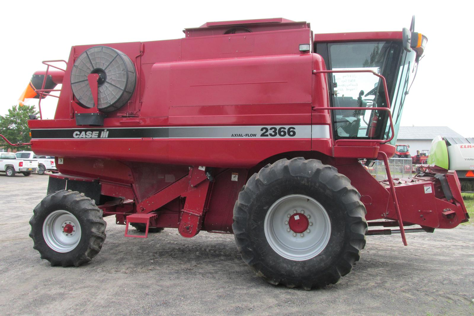 2003 Case IH 2366 AXIAL FLOW COMBINE for sale in Fultonville, NY | Randall  Implements Co. Inc. (518) 853-4500