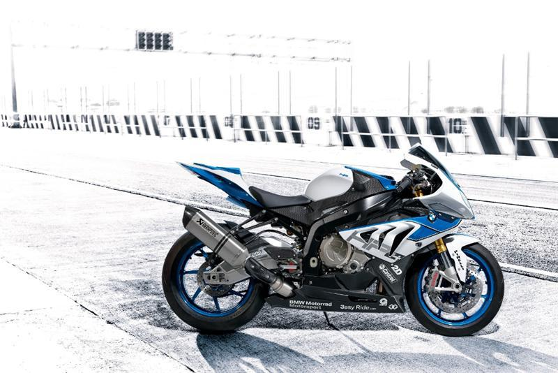 2013 BMW S 1000 RR with Competition Package